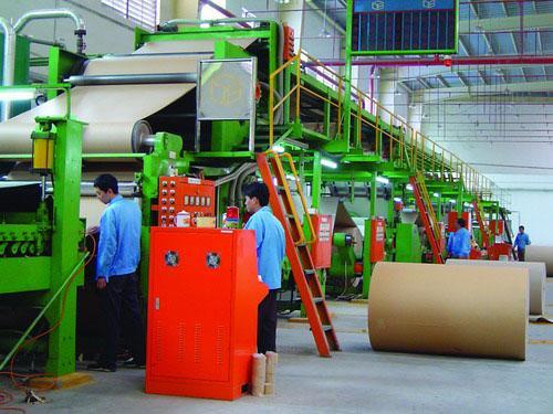 纸板生产线